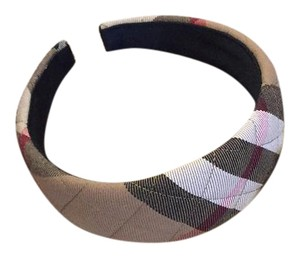 Burberry Burberry quilted headband