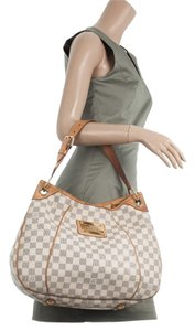 Louis Vuitton Neverfull Galliera Hobo Bag