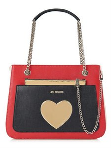 Love Moschino Sale Tote in Red