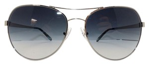 Tiffany & Co. Tiffany & Co. TF 3051-B 6001/3C Era Silver Aviator / Grey Gradient
