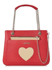Love Moschino Moschino Sale Satchel in Red
