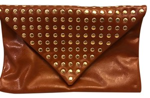 Steve Madden Tan Clutch