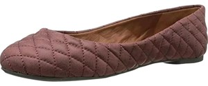 Lucky Brand ruby wine Flats