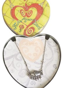 Brighton Brighton Priscilla Hearts Necklace RETIRED/NWT