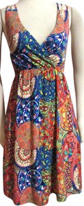 Joy Joy short dress Reds, Blues, Greens, etc Joy Halter Back Mini Red Blue Green on Tradesy