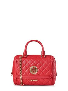Love Moschino Sale Satchel in Red