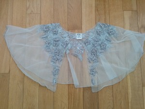 Bhldn Beautiful Lace And Bead Bolero