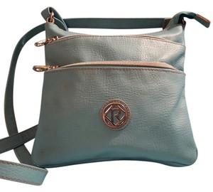 Relic Zippers Cross Body Bag