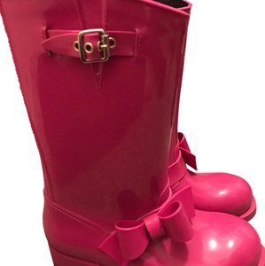 Valentino pink Boots