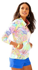 Lilly Pulitzer Lilly Pulitzer Skipper Popover - Multi Roar of the Seas