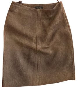 Prada Straight Pants Brown