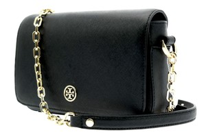 Tory Burch Messenger Chain Cross Body Bag