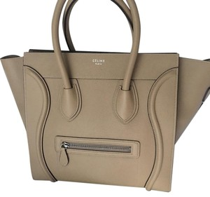 Cline Tote in dune (taupe)