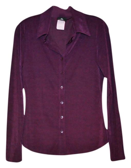 Item - Purple Blouse Size 8 (M)