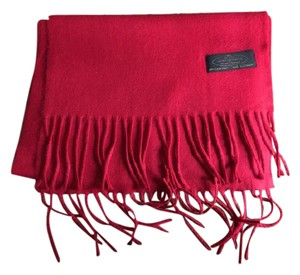 Other Fringed hand tailored 100% Cashmere Scarf