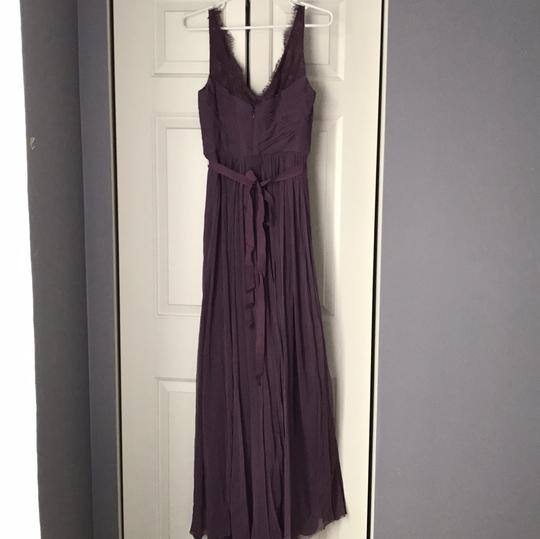 BHLDN Antique Orchid Fleur Feminine Bridesmaid/Mob Dress Size 10 (M) Image 1