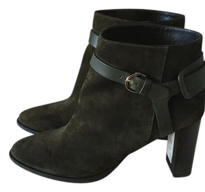 Jimmy Choo green Boots