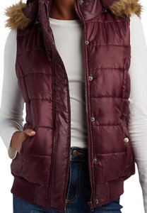 Charlotte Russe Puffer Vest