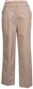 Grace Elements Khaki Ankle Size 4 New Capri/Cropped Pants
