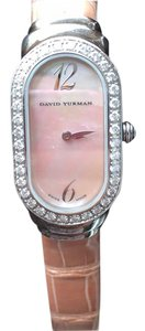 David Yurman David Yurman Madison Watch Diamond Bezel