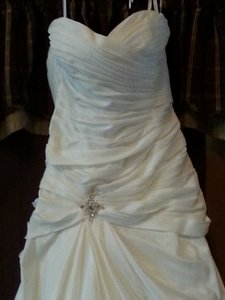 DaVinci Bridal 50041 Wedding Dress