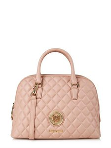 Love Moschino Moschino Sale Pink Satchel in Rose