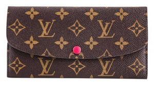 Louis Vuitton * Louis Vuitton Emilie Wallet