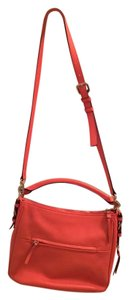 Kate Spade Leather Hobo Handbag Cross Body Bag