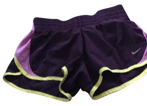 Nike purple Shorts