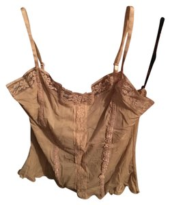 Baby Phat Top Nude