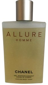 Chanel ALLURE Homme by CHANEL Cooling Body Tonic for Men 6.8 oz. Dab-on