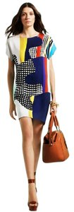 Diane von Furstenberg short dress Multi on Tradesy