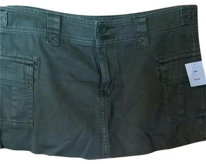 Urban Outfitters Mini Skirt Army green