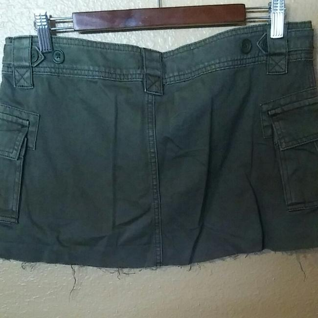 Urban Outfitters Mini Skirt Army green Image 4