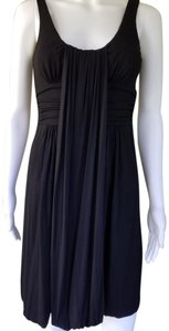 Nicole Miller short dress Black Empire on Tradesy