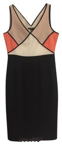 Raoul Color-blocking Pleated Dress