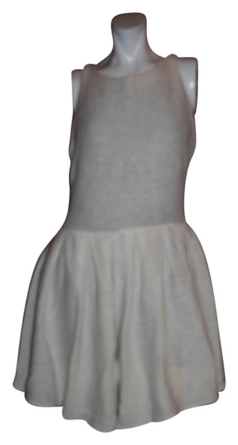 Preload https://img-static.tradesy.com/item/20523190/white-ivory-short-cocktail-dress-size-8-m-0-1-650-650.jpg