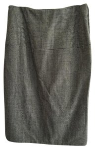 Club Monaco Suit Wool Skirt plaid