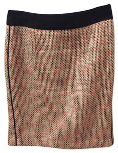 Banana Republic Tweed Skirt Multi