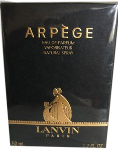 Lanvin New in sealed box ARPEGE by LANVIN Eau de Parfum Spray 1.7 oz