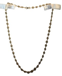 Gucci Gucci puffed link chain