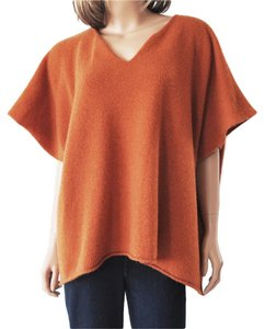 Eskandar Cashmere Rolled Edges Sweater