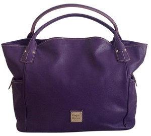 Dooney & Bourke Tote in Purple