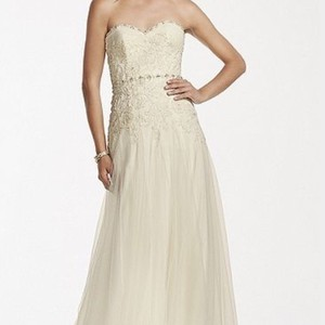 Melissa Sweet Melissa Sweet Tulle Sweetheart Wedding Dress Wedding Dress