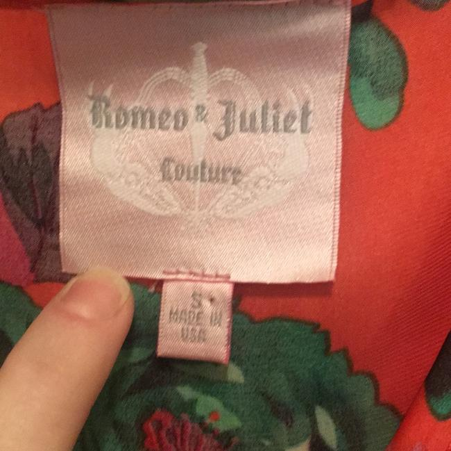 Romeo & Juliet Couture short dress floral on Tradesy Image 1
