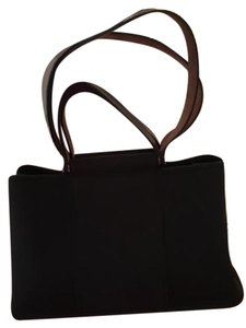 Hermès Canvas Hr.h0801.01 Tote in Black
