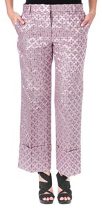 Elizabeth and James Trouser Pants Purple orchid