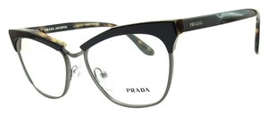 Prada Tortoise Cat Eye Optical Glasses
