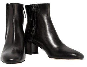 Chelsea Paris Leather Black Boots