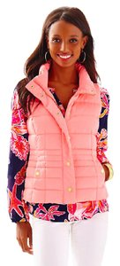 Lilly Pulitzer Puffer Isabelle Pockets Vest